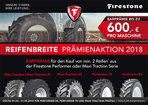 Firestone Aktion