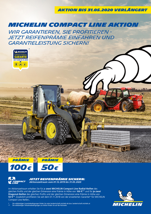 Michelin Aktion 2020