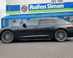 Audi A6 mit AEZ Steam graphite matt in 20Zoll