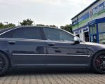 Audi A8 mit MSW 50 gloss black in 20 Zoll
