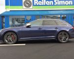 Audi S4 Avant mit RC29 dark sparkle in 18 Zoll