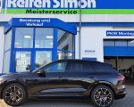 Audi e-tron 50 mit GMP Gunner black diamond in 21Zoll