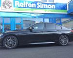 BMW 3er mit AEZ Steam graphite matt in 18 Zoll