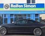 BMW 4er mit ProLine Wheels PXE black matt polished 19 Zoll