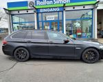 BMW 5er mit Oxigin 20 Attraction black in 19Zoll