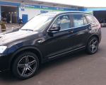 BMW X3 mit Borbet XRT graphite polished 8,5 x 19 Zoll