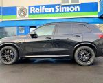 BMW X5 mit Brock B40 satin-black matt-lackiert in 20 Zoll