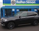 BMW X5 mit MSW 48 gloss black full polished 9,5x20 Zoll
