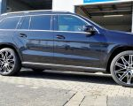 Mercedes GLS mit Oxigin 14 Oxrock plack polished 22 Zoll