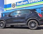 Fiat 500X mit Dotz Misano dark gunmetal polished in 17 Zoll