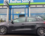KIA Ceed mit Oxigin 14 black polished 7,5x17 Zoll
