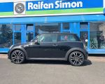 Mini One mit Oxxo Decimus black in 17 Zoll