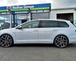 VW Golf VII R Variant mit GMP Matisse black diamond in 19Zoll