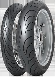 Dunlop Roadsmart III VA 120/70 ZR 17 / HA 180/55 ZR 17
